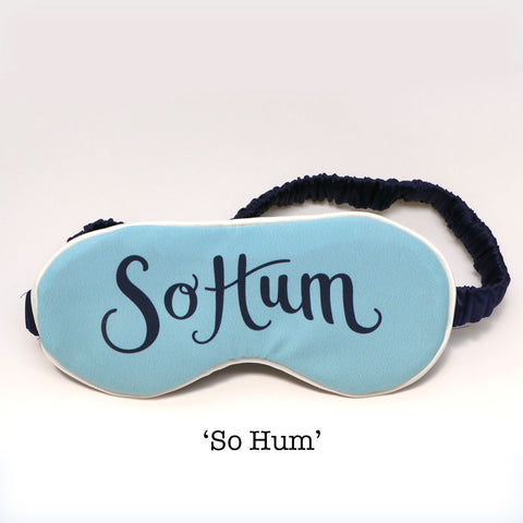 Eye Mask - So Hum