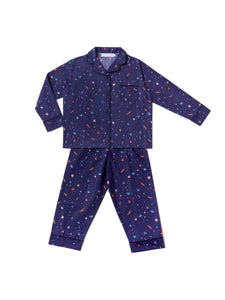 Celestial Shirt & Trousers