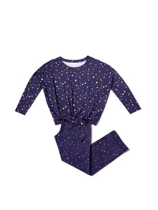 Celestial Lounge Top & Trousers