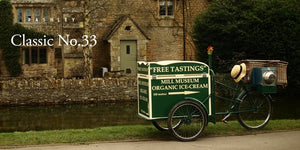 Pashley Classic 33 Ice Cream Vending (RED)