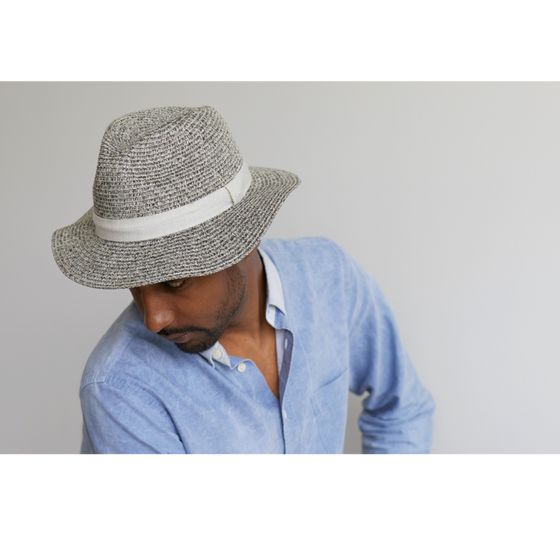 Goorin Bros Roll The Dice Fedora - Grey