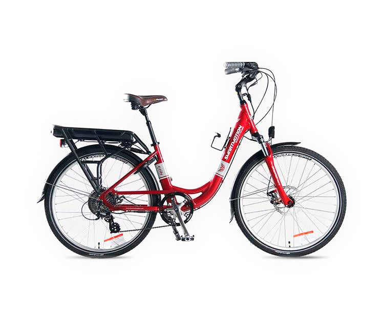 Smartmotion E-City with Complimentary Front Basket