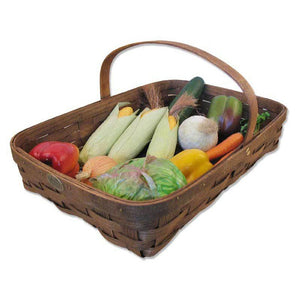 Peterboro Garden Caddy with Stiff Handle