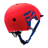 Kali Saha Team Helmet - Matt Red