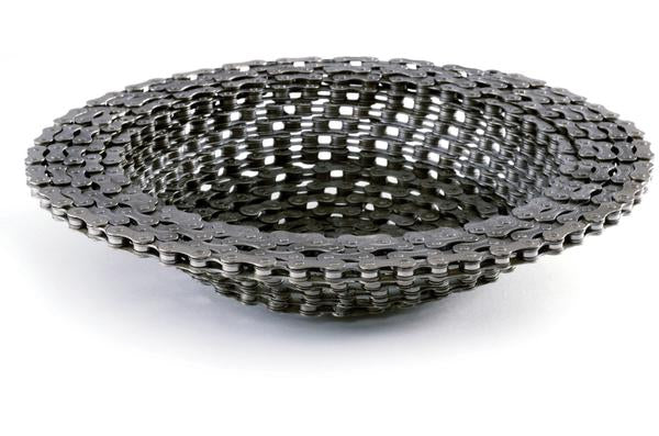 Bike Chain Bowl