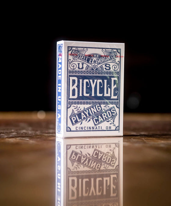 Bicycle Playing Cards Chainless - Blue