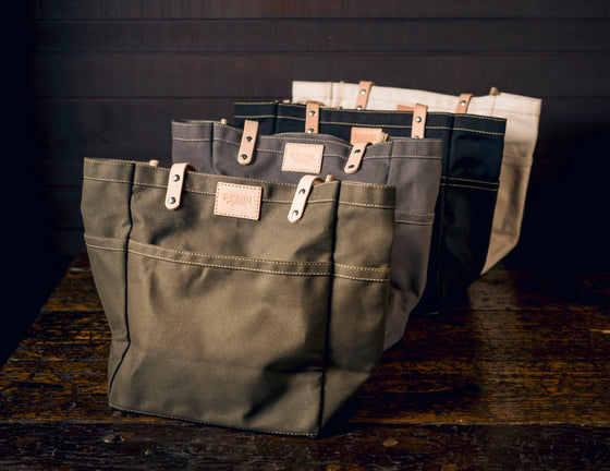 Blackwell & Sons Canvas Tote - Slate