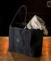 Blackwell and Sons Boat Tote - Black