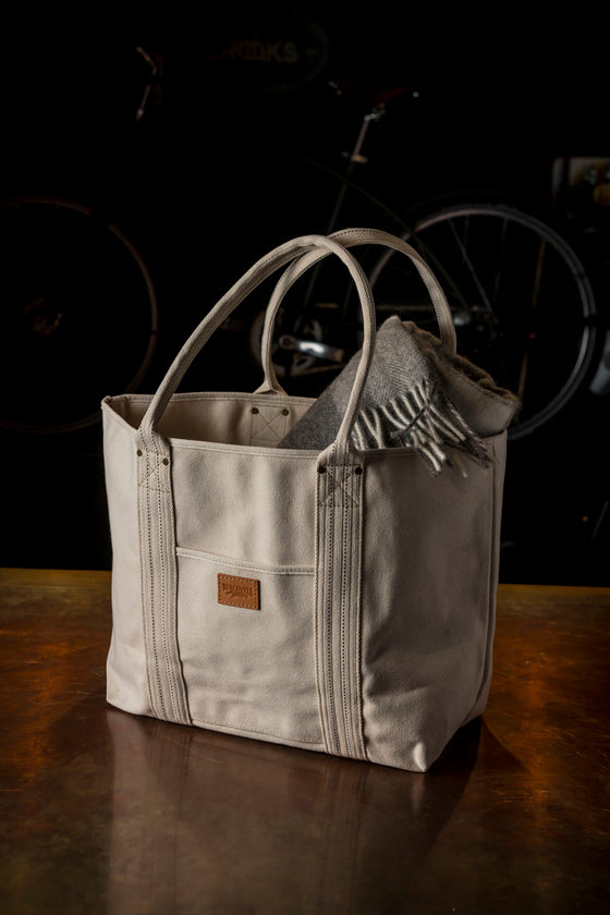 Blackwell and Sons Boat Tote - Natural