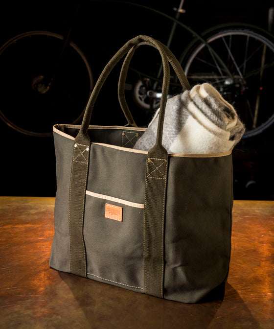 Blackwell and Sons Boat Tote - Olive