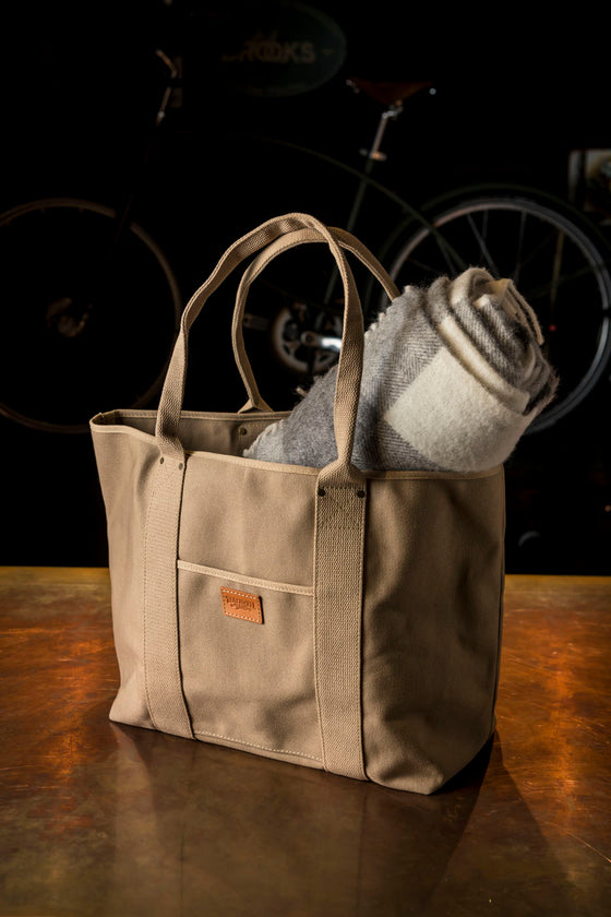 Blackwell and Sons Boat Tote - Tan