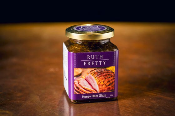Ruth Pretty Honey Ham Glaze