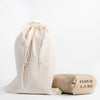 Organic Cotton Bulk Bin Bags - 3 x Large