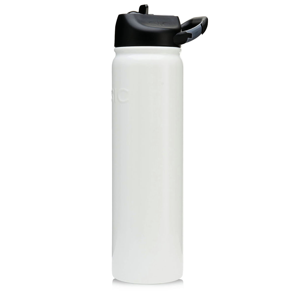 Seriously Ice Cold 800ml Ice White (carabiner lid)