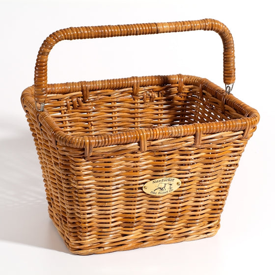 Nantucket Cisco Dutch Basket with Hooks