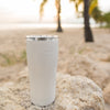 Insulated Cup 20oz (590ml) - Ice White