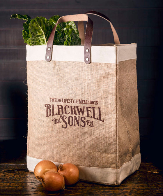 Blackwell & Sons Hessian Totes