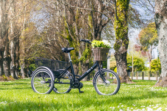 Pashley Tri-1 With Electric Assist