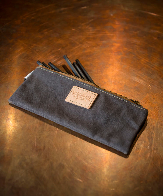 Blackwell & Sons Pencil Case - Slate
