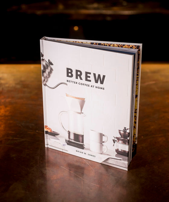 Brew Better Coffee Book