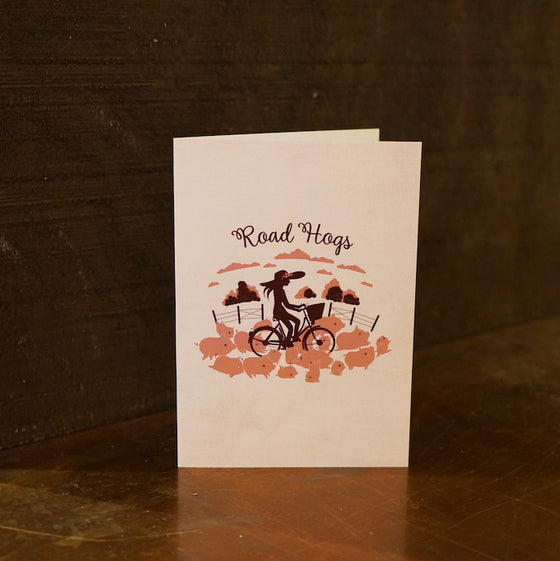 Gift Card - Road Hogs