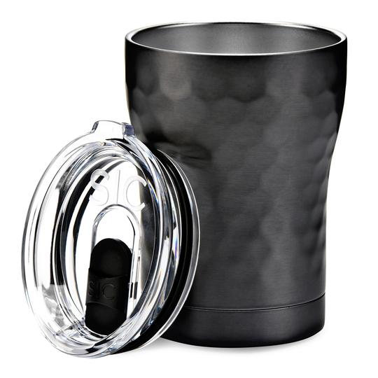 Insulated Cup 12oz (355ml) - Hammered Gunmetal