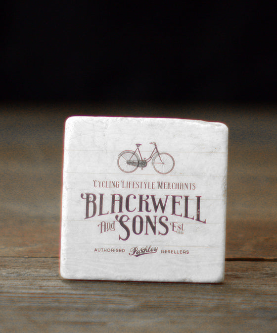 Stone Coasters - Blackwell and Sons Logo