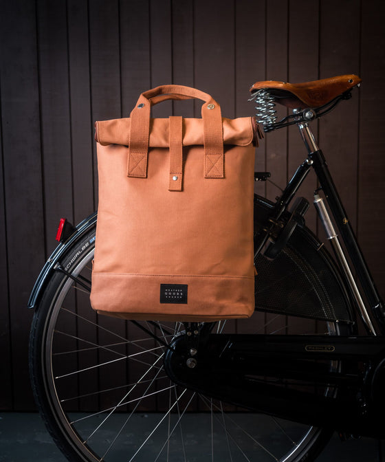 Weathergoods Sweden City Backpack - Cognac
