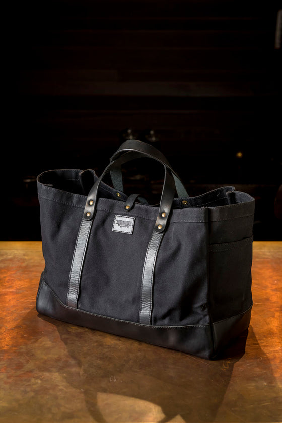 Blackwell & Sons Weekender - Black