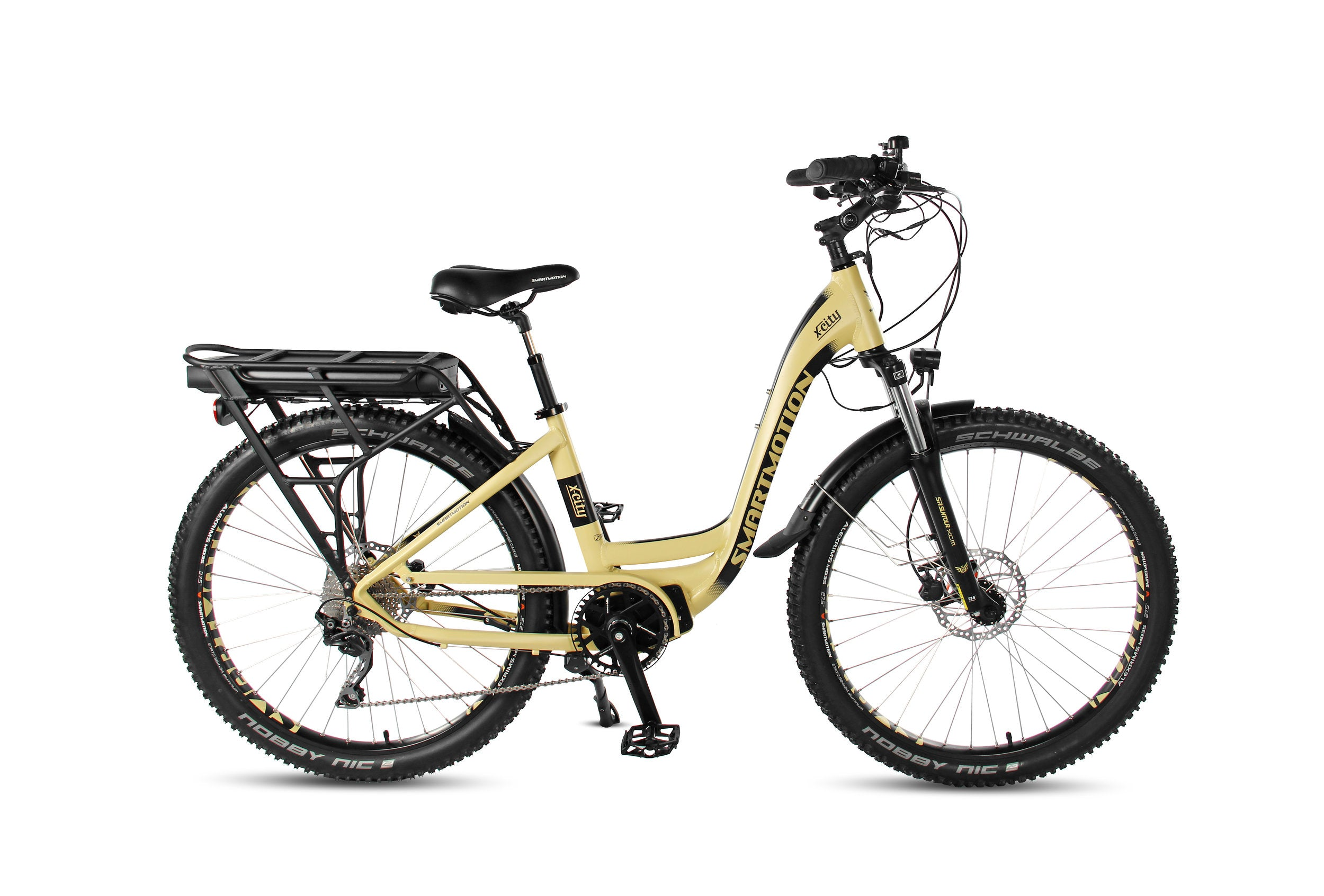Smartmotion X-City with Complimentary Front Basket