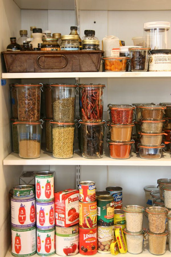 WECK Canning/Storage Jars