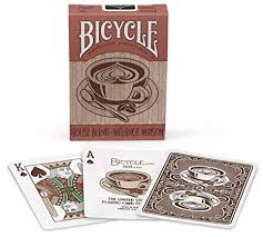 Bicycle Cards-House Blend