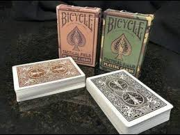 Bicycle Playing Cards - Tactical Field