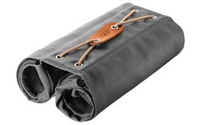 Brooks Roll Up Panniers - Grey