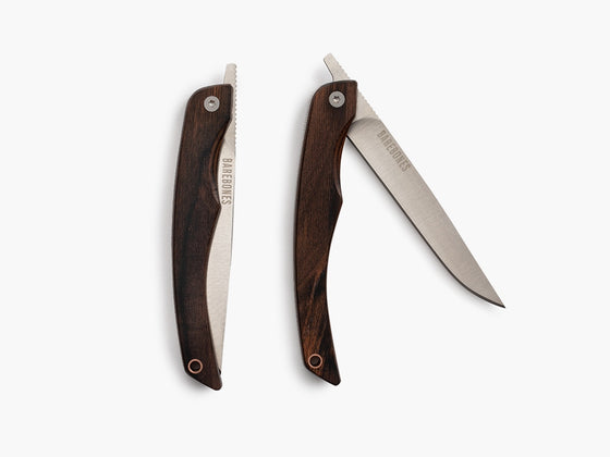 Barebones Steak Knife (Set Of 2)