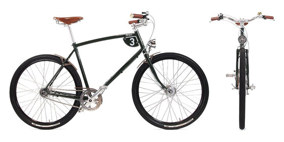 NEW Pashley Morgan 3 - Made to Order with 50% Deposit
