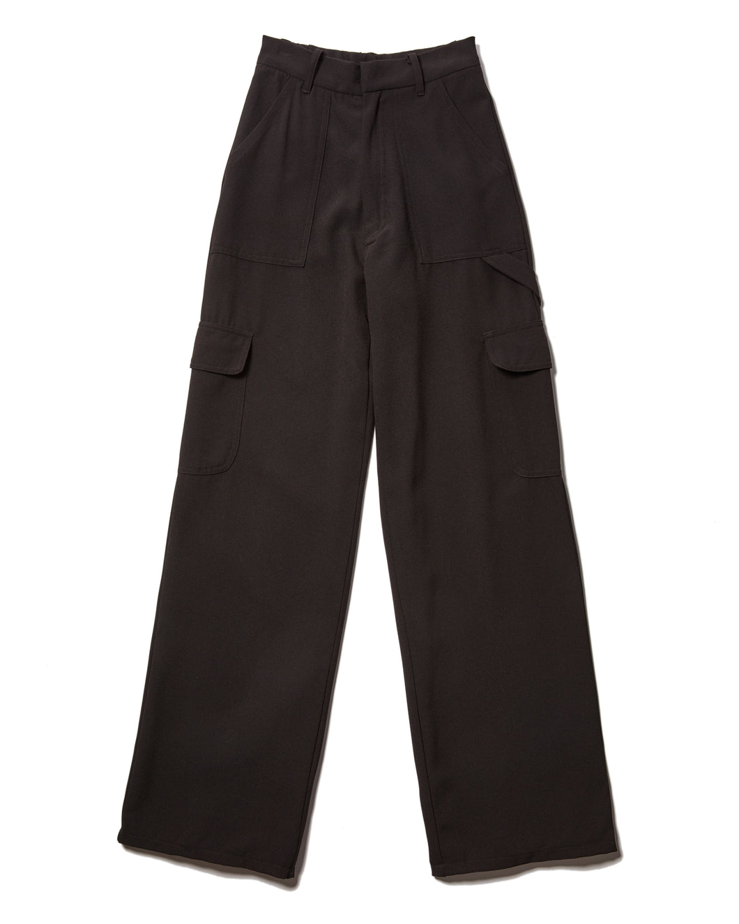 The Cargo Pant In Black