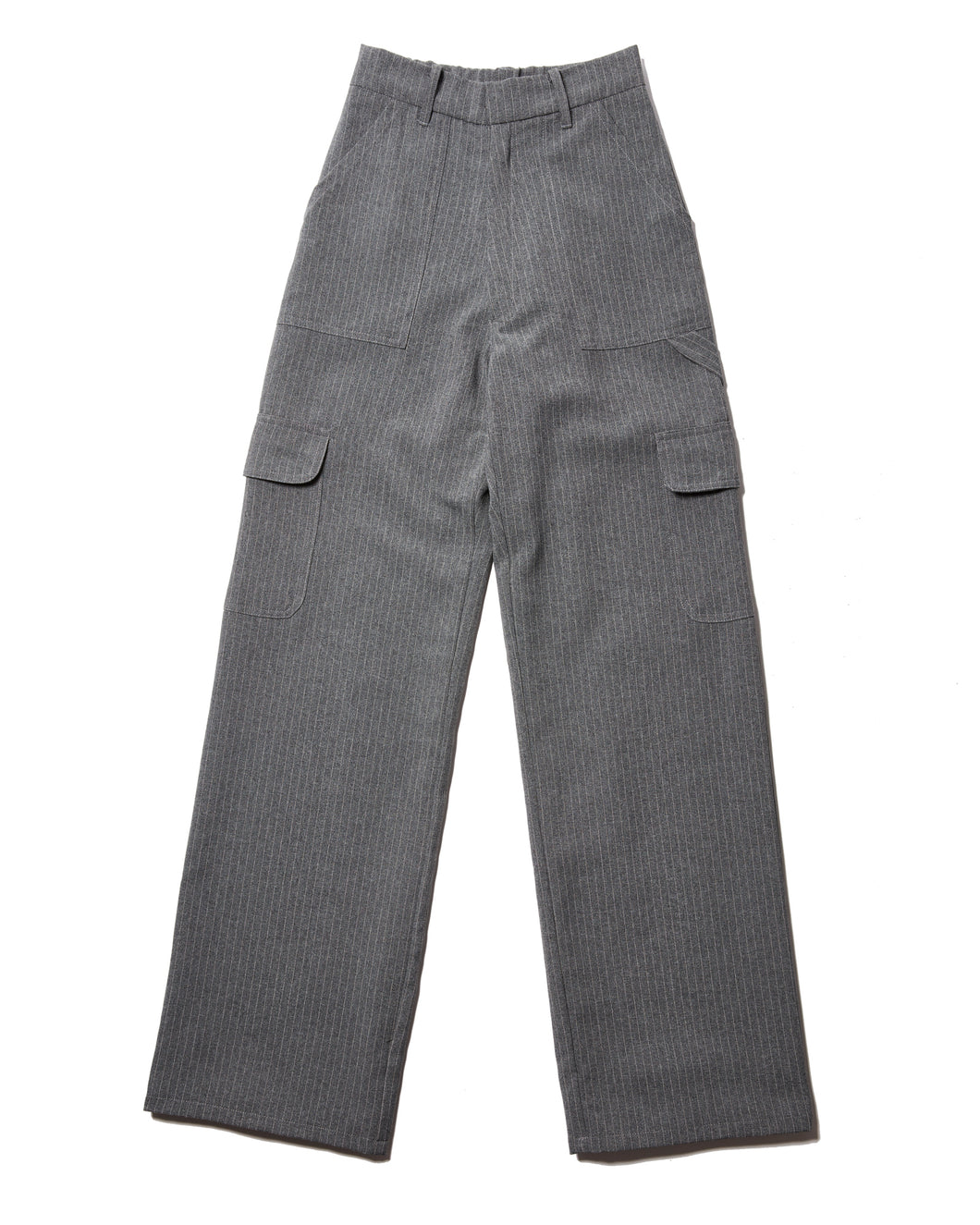 The Cargo Pant In Pinstripe
