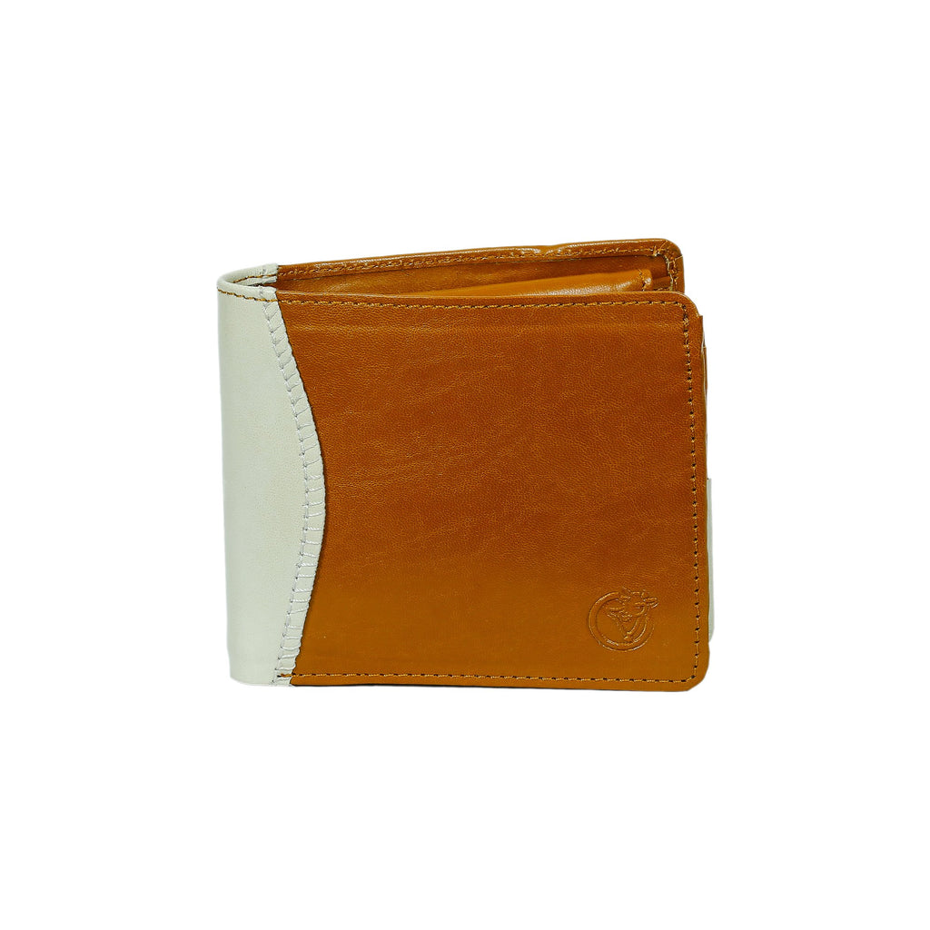 Men's Wallet (DC) Yellow-gowma_non_leather