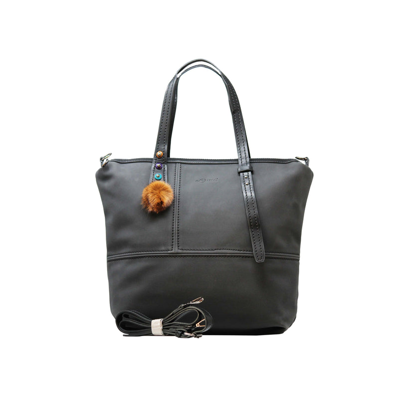 Handbag (FB-Black) - Gowma Non Leather Pvt Ltd