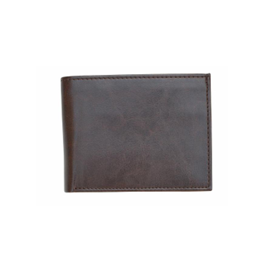 Gents Wallet with Coin Pocket-gowma_non_leather