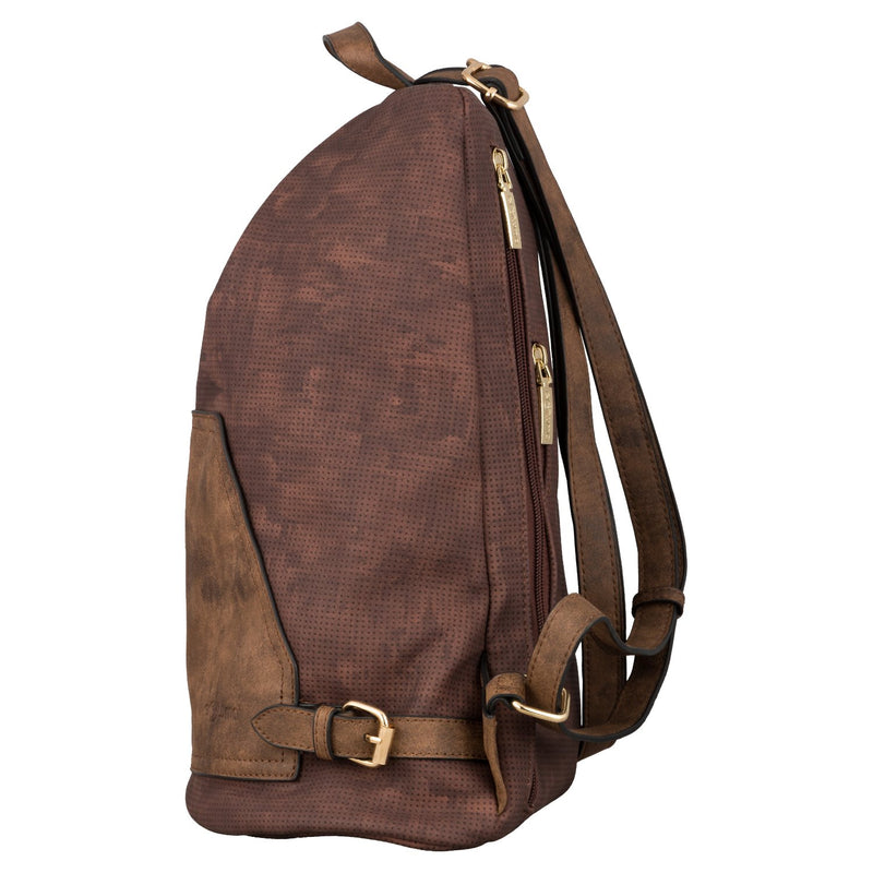 School & College Bag -  Coffee-gowma_non_leather