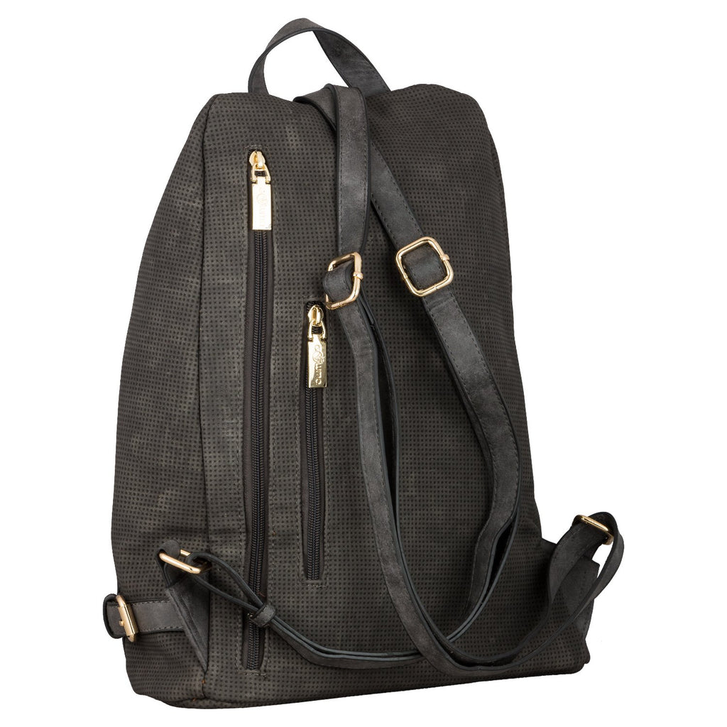 School & College Bag - Gray-gowma_non_leather