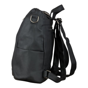 Ladies backpack(2 zipper)-gowma_non_leather