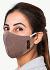 Pack of 15 Gowma SHG-95 Mask 100% Cotton + Special Filter (PFE 96.7 at 0.3 micron, BFE 99%) Washable, Reusable