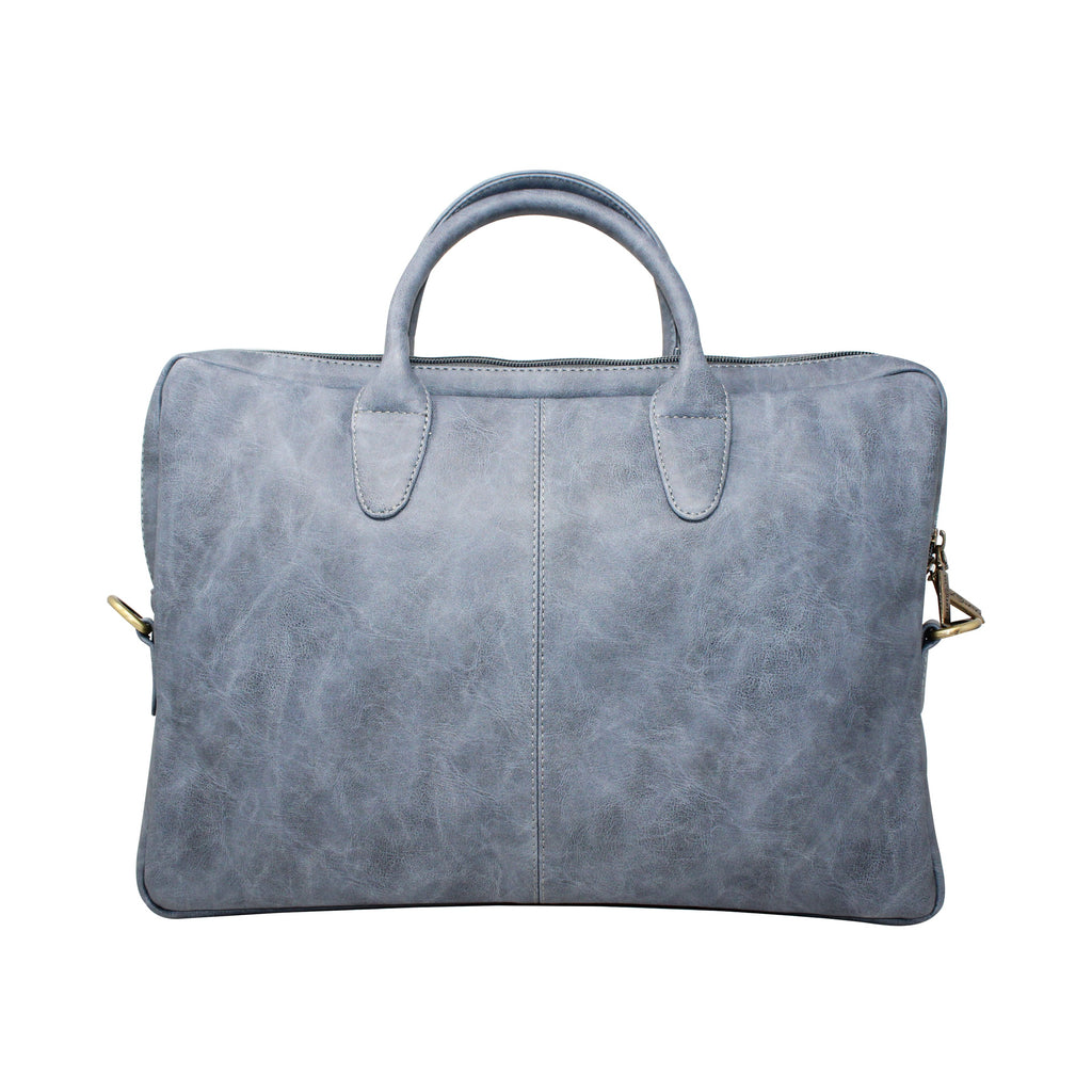 Laptop bag - Grey - Gowma Non Leather Pvt Ltd