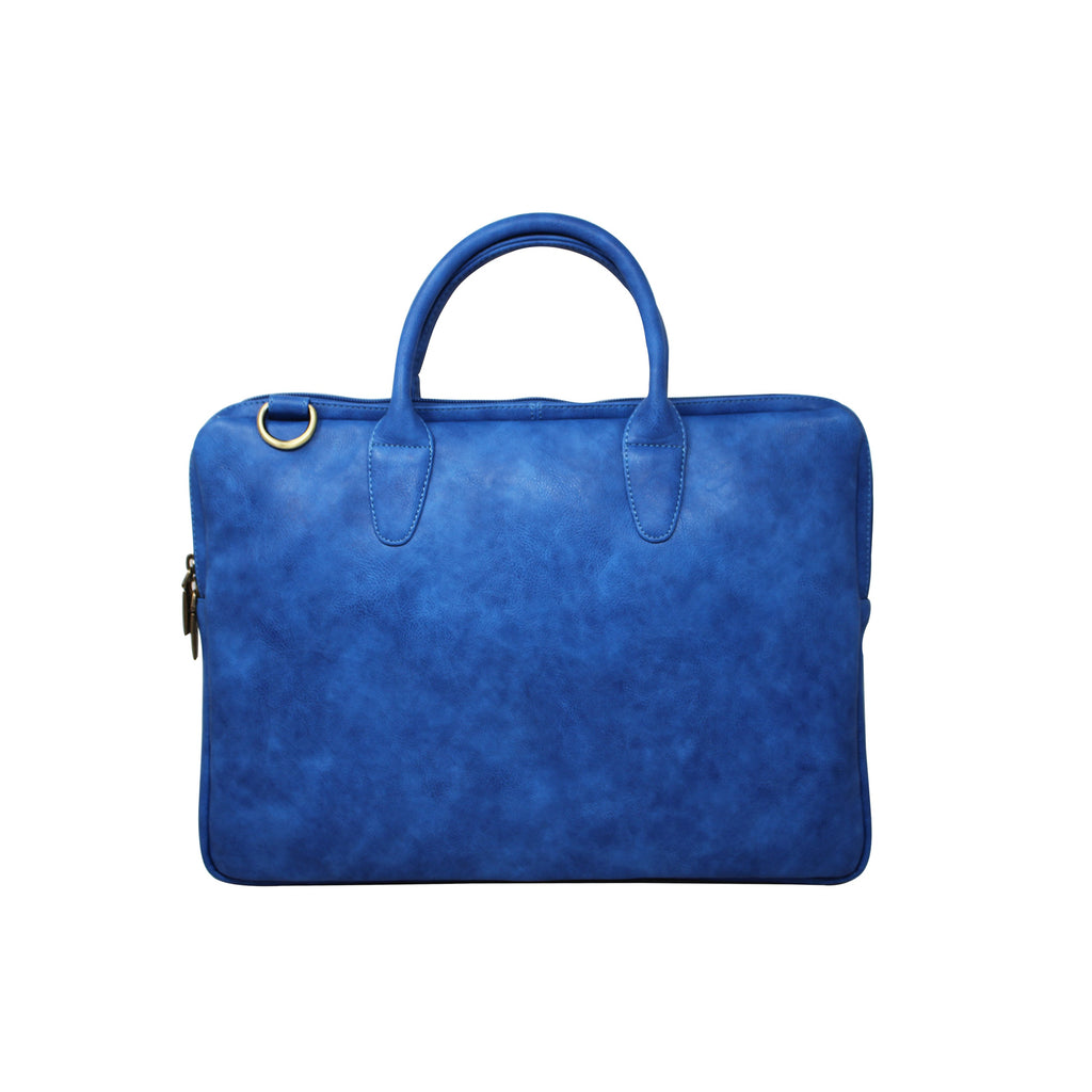 Laptop bag - Royal Blue - Gowma Non Leather Pvt Ltd