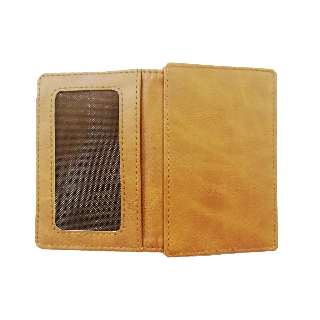 Front open card holder-gowma_non_leather