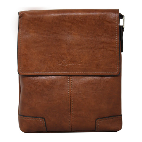 Sling Bag - Cross Body - Brown