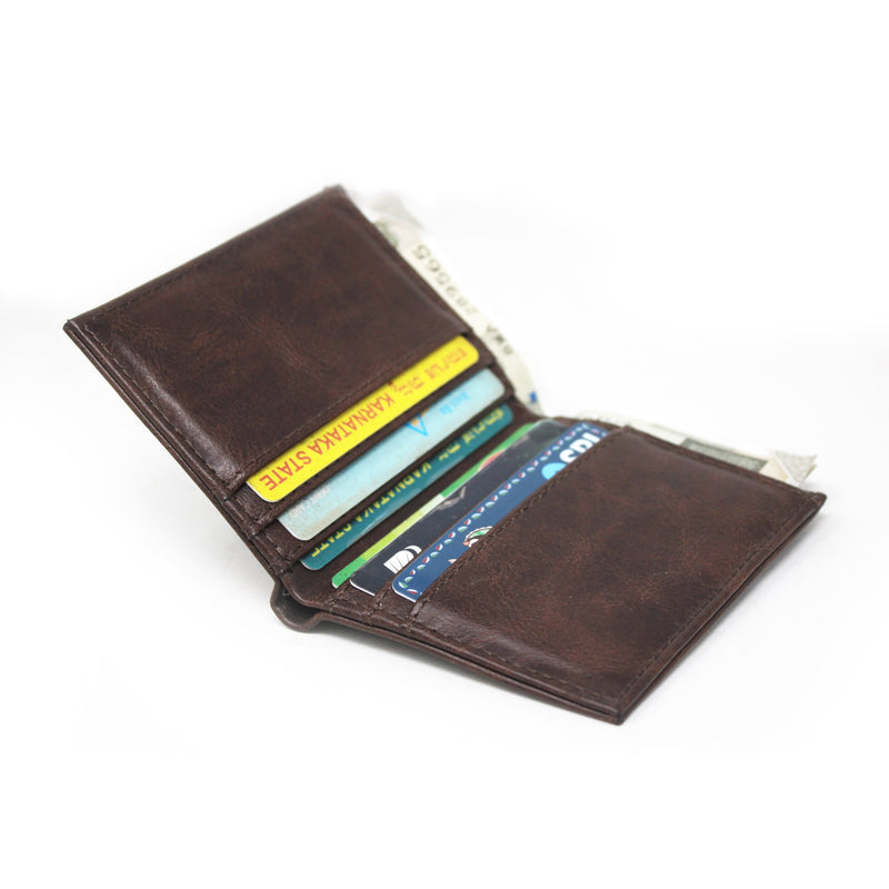 Thin wallet come card holder-gowma_non_leather